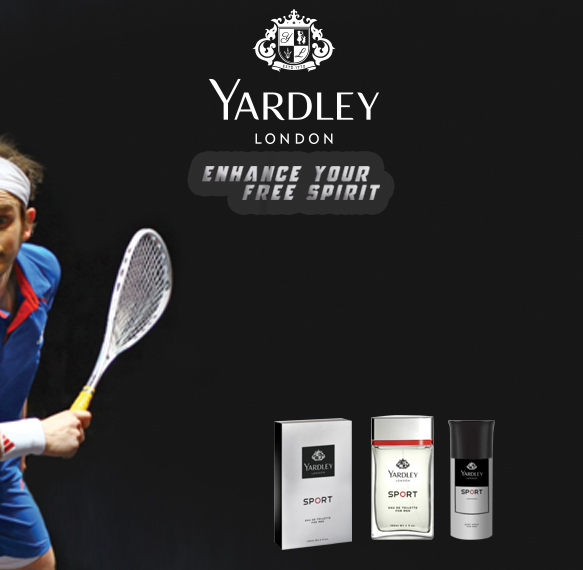 Yardley sponsors Sri Lanka Squash National Championship-2016