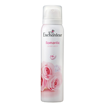 ench bodymist romantic