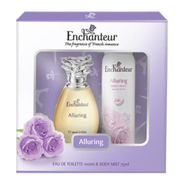 ench giftset alluring