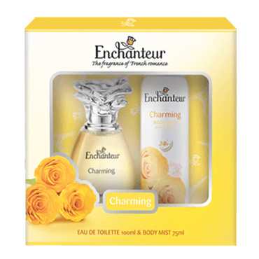 ench giftset charming