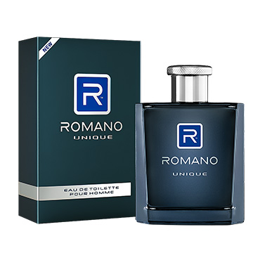 rom edt men unique