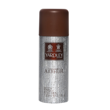 yard bodyspray arthur