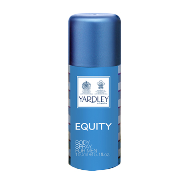 yard bodyspray equity