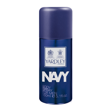 yard bodyspray navy